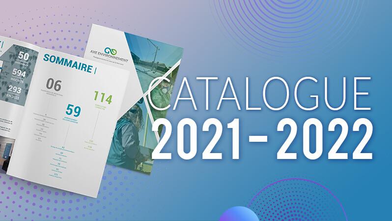 Illustration de Catalogue 2021-2022