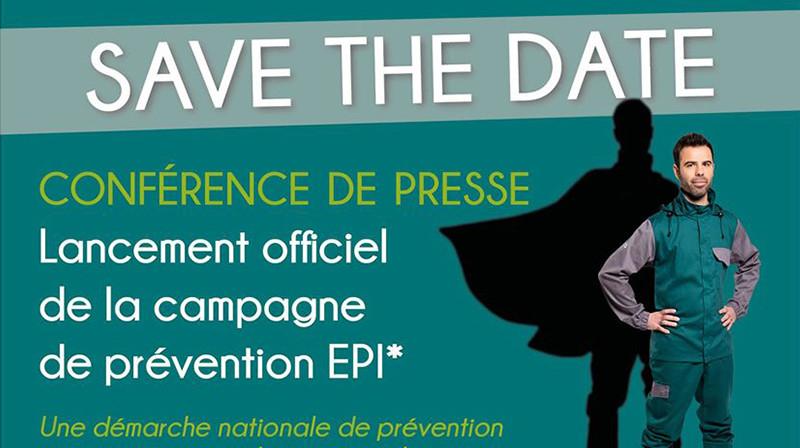 Illustration de Partenaire du projet de campagne de prévention EPI porté par la FNSEA