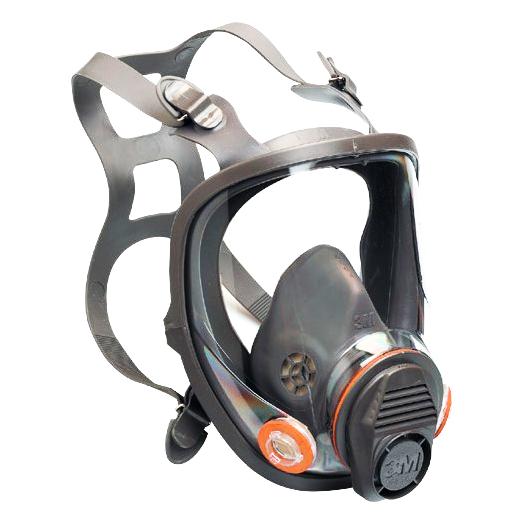 Demi masque 6800 3M™ - Sans cartouches