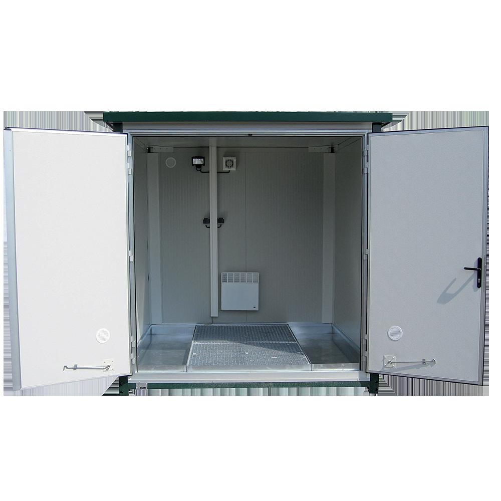 Magasin de stockage EXCELA - Capacité 4 M²