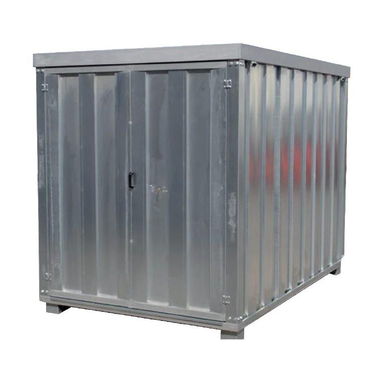 Magasin de stockage STANDARD 4 M² - EN KIT