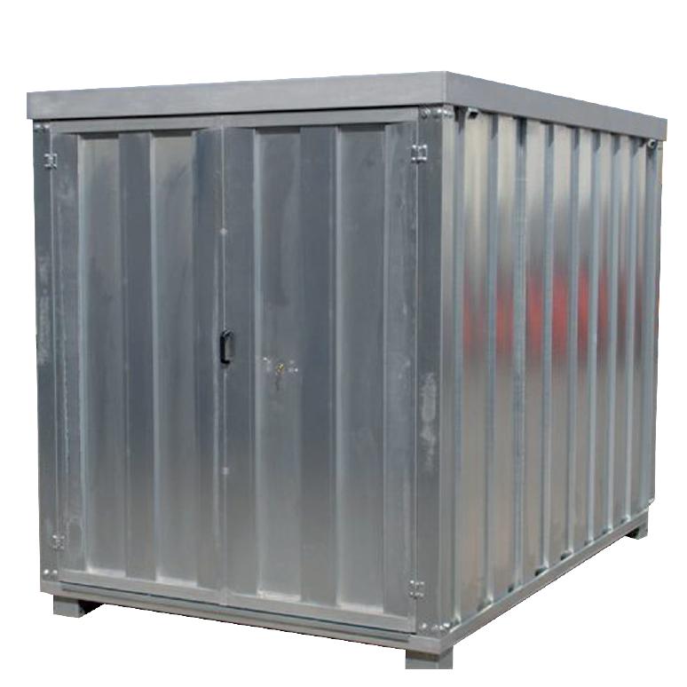 Magasin de stockage STANDARD 6 M² - EN KIT