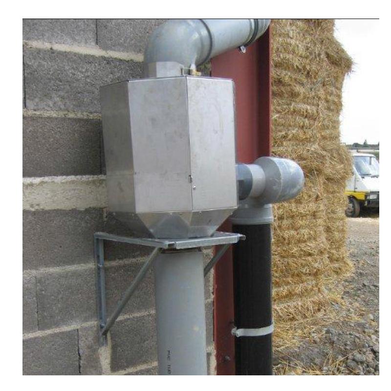 Collecteur EXCELA - Diamètre 125 mm