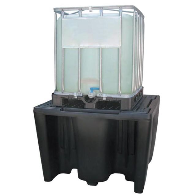Bac de rétention PEHD - 1100L