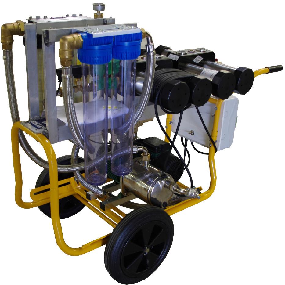 Bfbulles® - 8 ou 16 filtres à charbon actif