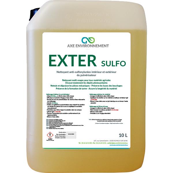 EXTER SULFO - BIDON DE 10 L