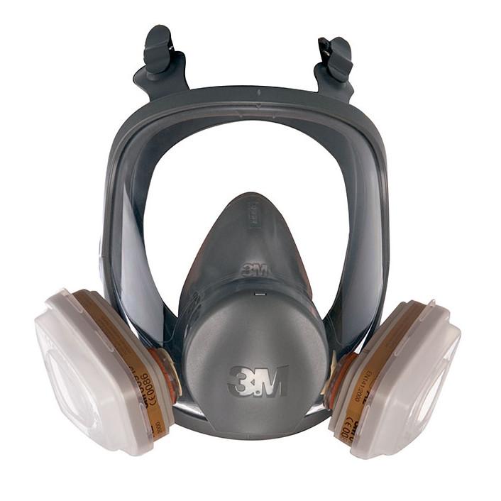 masque produit chimique 3m