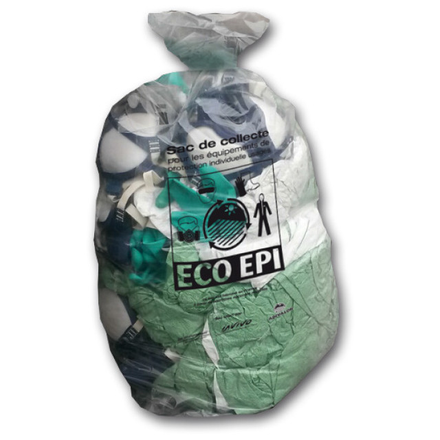Sacs de collecte EPI - ADIVALOR