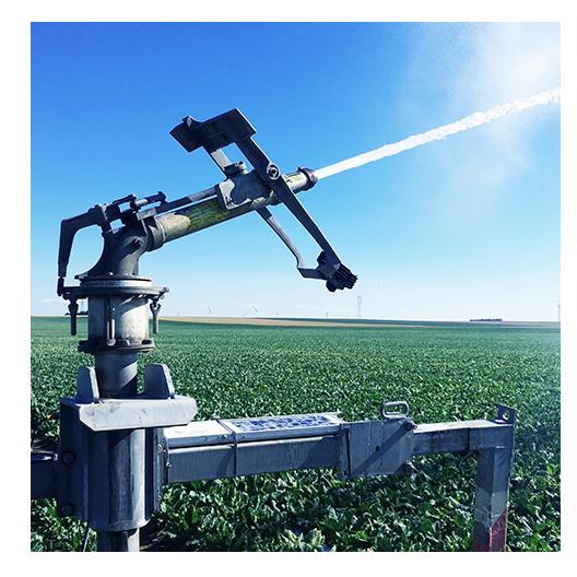 Raindancer® - Kit de pilotage d'irrigation pour enrouleur et rampe