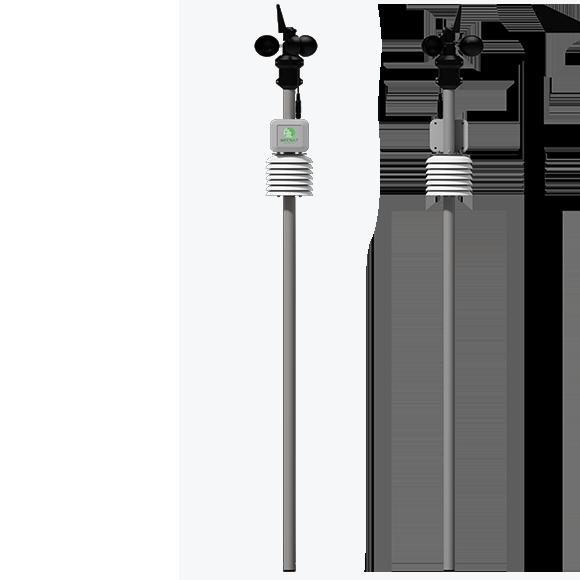 Capteur V+ - Anémomètre avec girouette, température et hygrométrie