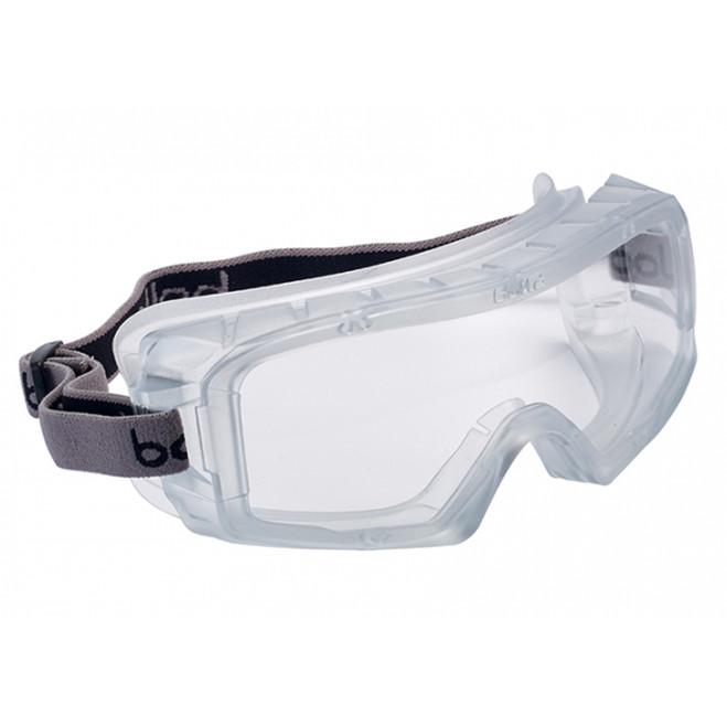 Lunettes-Masque De Sécurité Anti-Impact Anti-Buée COVERALL