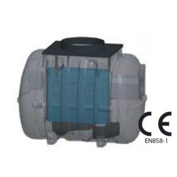 Séparateur d'hydrocarbures ECO - 3 L/S - 5 MG/L ECO SANS ALARME