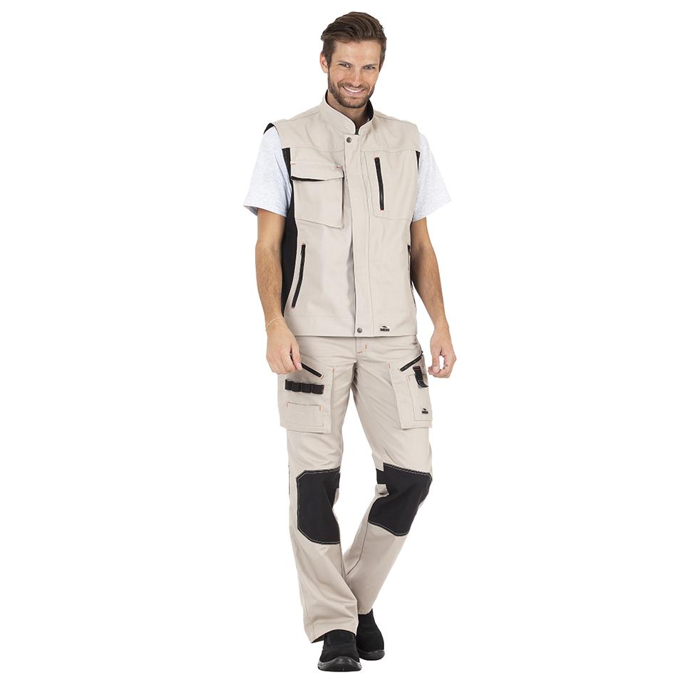 Pantalon de travail - T.36-38 / XS