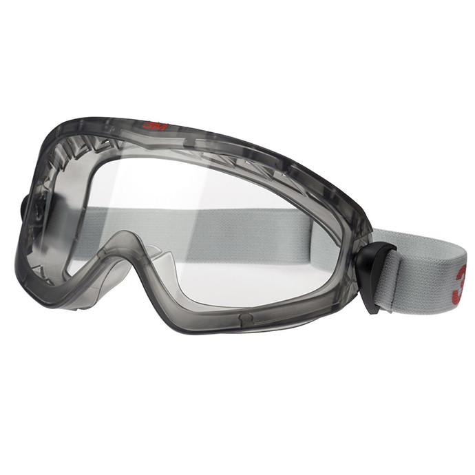 3M™ Lunettes-Masque De Sécurité Anti-Impact Anti-Buée 2890 EXCELA