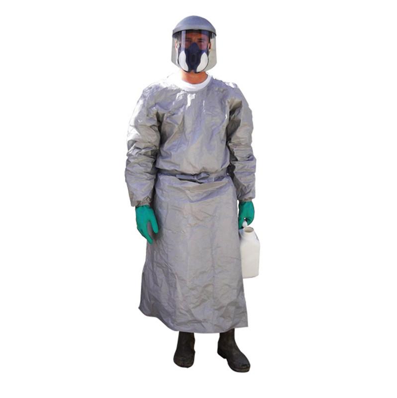 Vêtements De Travail - Tablier De Protection Chimique TYCHEM ® 6000 F - GRIS