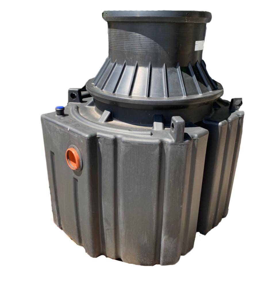 Séparateur d'hydrocarbures 6 L/S - 5 mg/L - SANS ALARME
