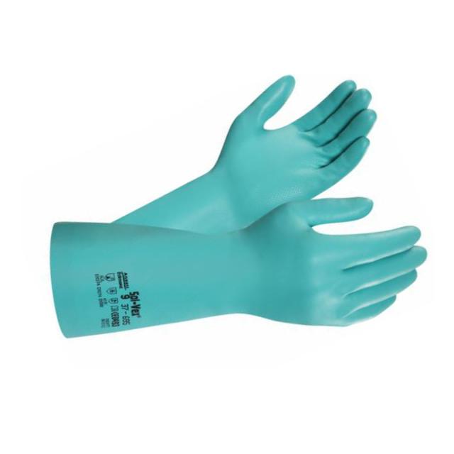 Gants de Protection phytosanitaires Alphatec®-Solvex 37-676