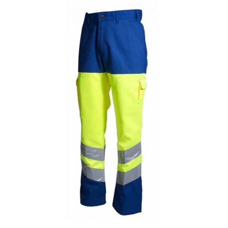 Pantalon de travail HV MILO - T. XS