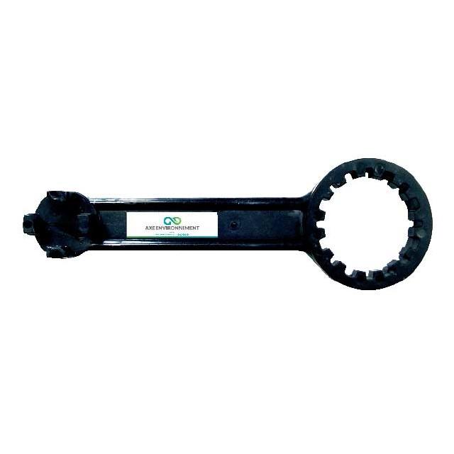 Cap opener key