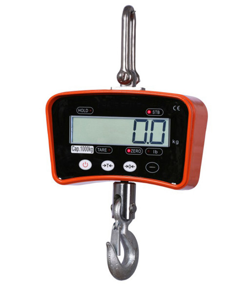 Dynamomètre à crochet - 300 KG