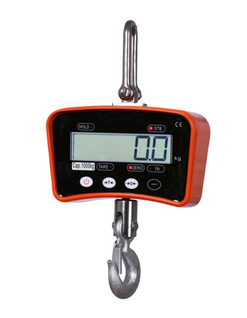 Dynamomètre à crochet - 1000 KG