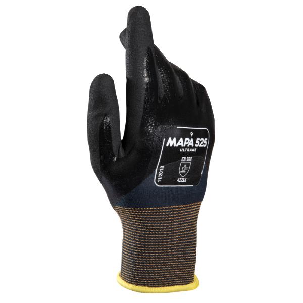 Gants de Protection phytosanitaires - Adaptée à la rentrée (GR) - ULTRANE 525