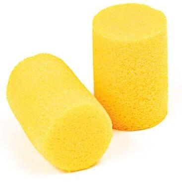 3M™ E-A-R™ soft Bouchons d'oreilles souples roulés jaune fluo