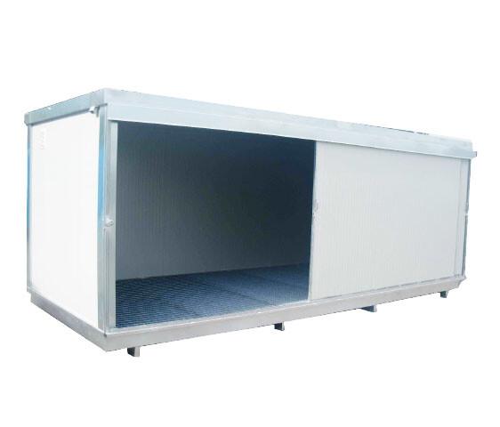 Magasin de stockage phytosanitaire PREMIUM 12 M² à 17 M²