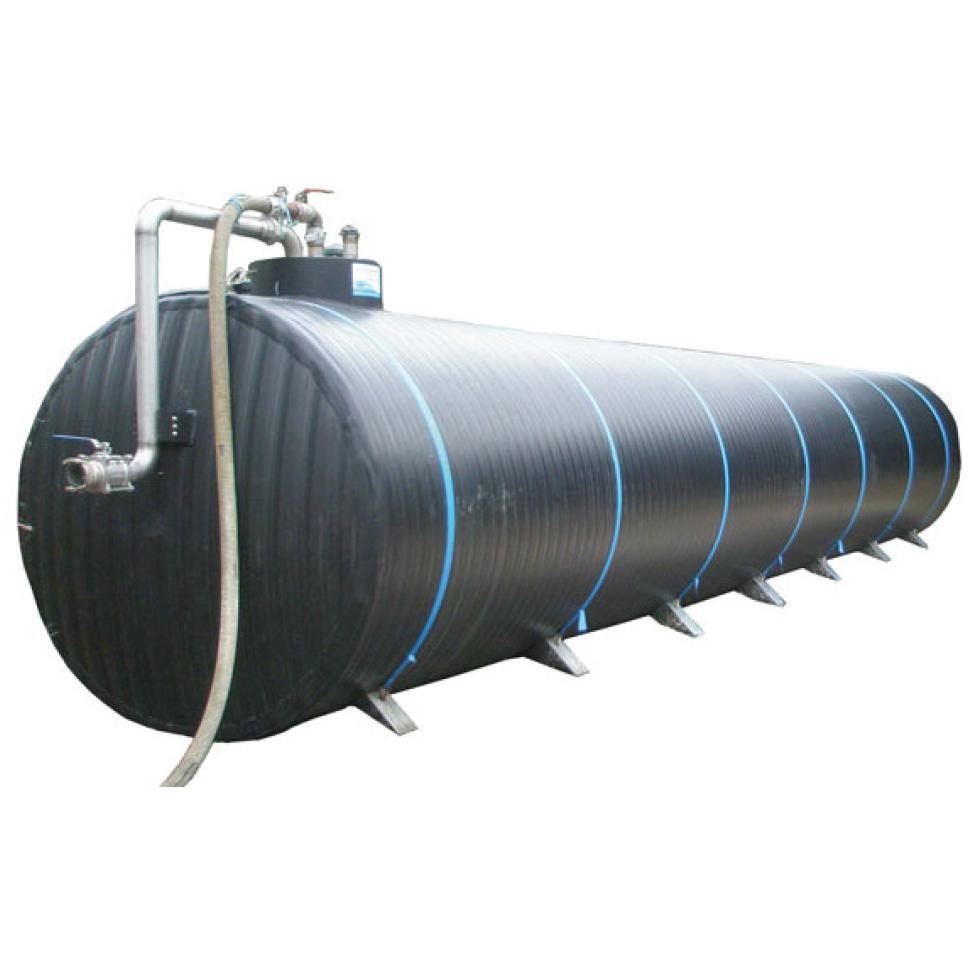 Citerne PEHD EXCELA engrais liquides -  80 M³